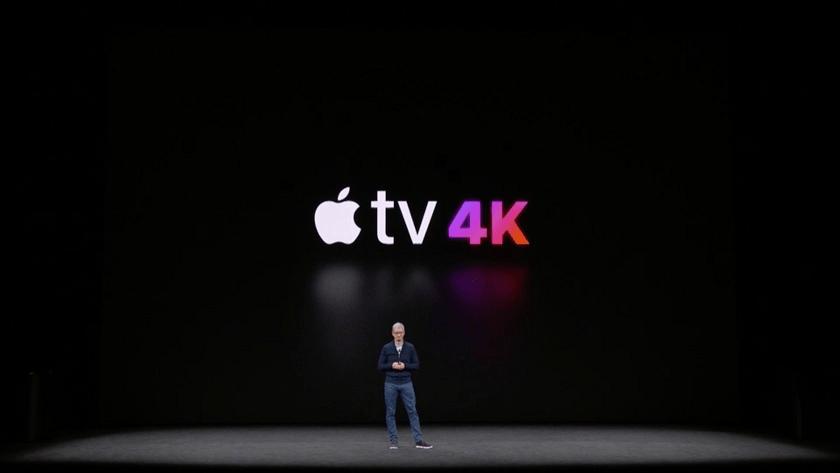 اپل تی وی 4K
