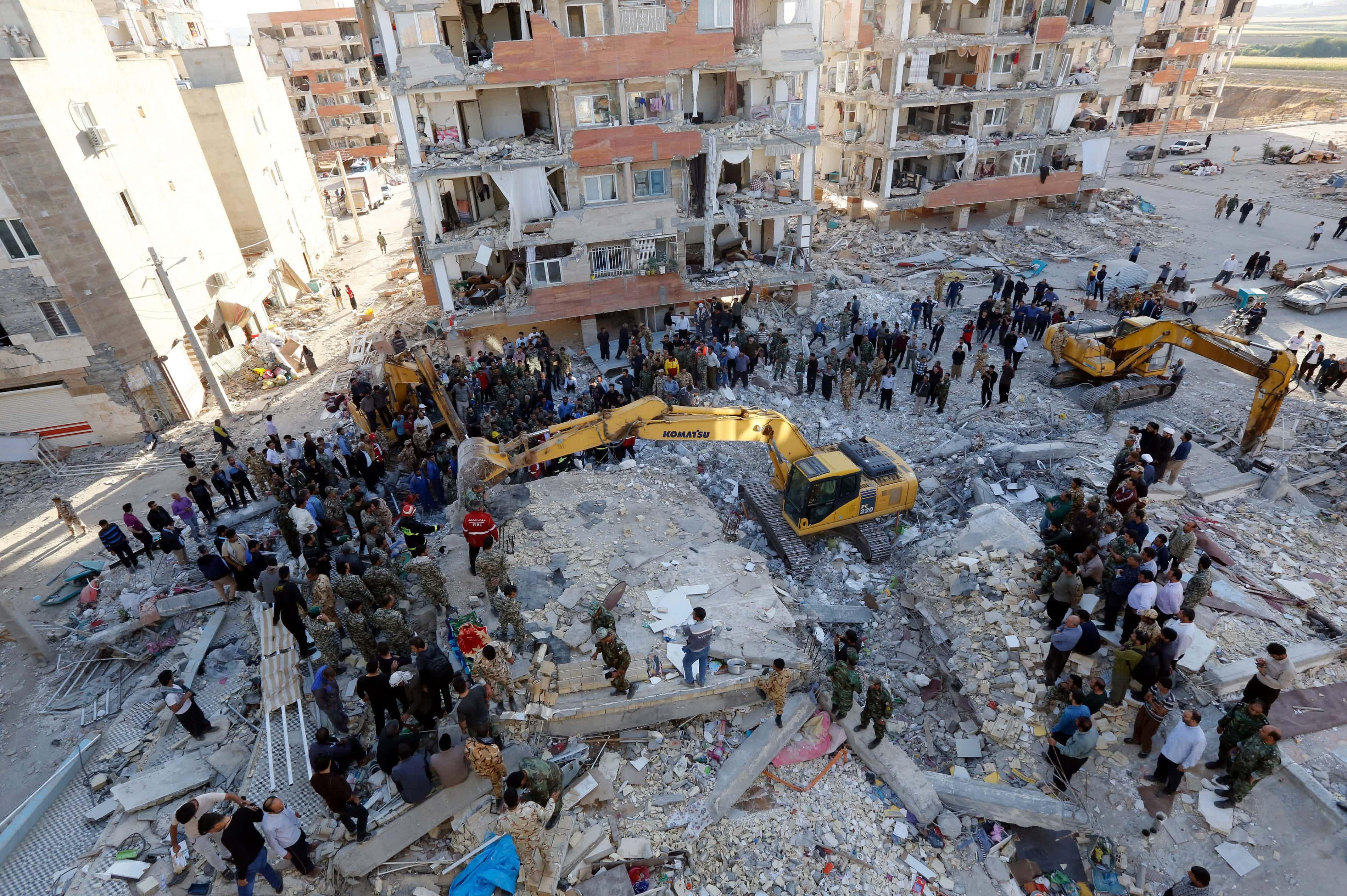 بدترین و مرگبارترین زلزله ها