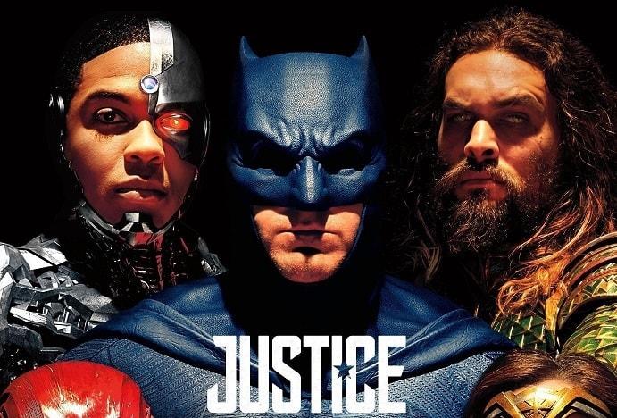 پوستر فیلم لیگ عدالت
