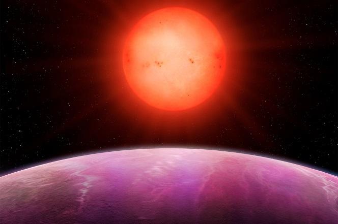 سیاره فرا خورشیدی غول پیکر