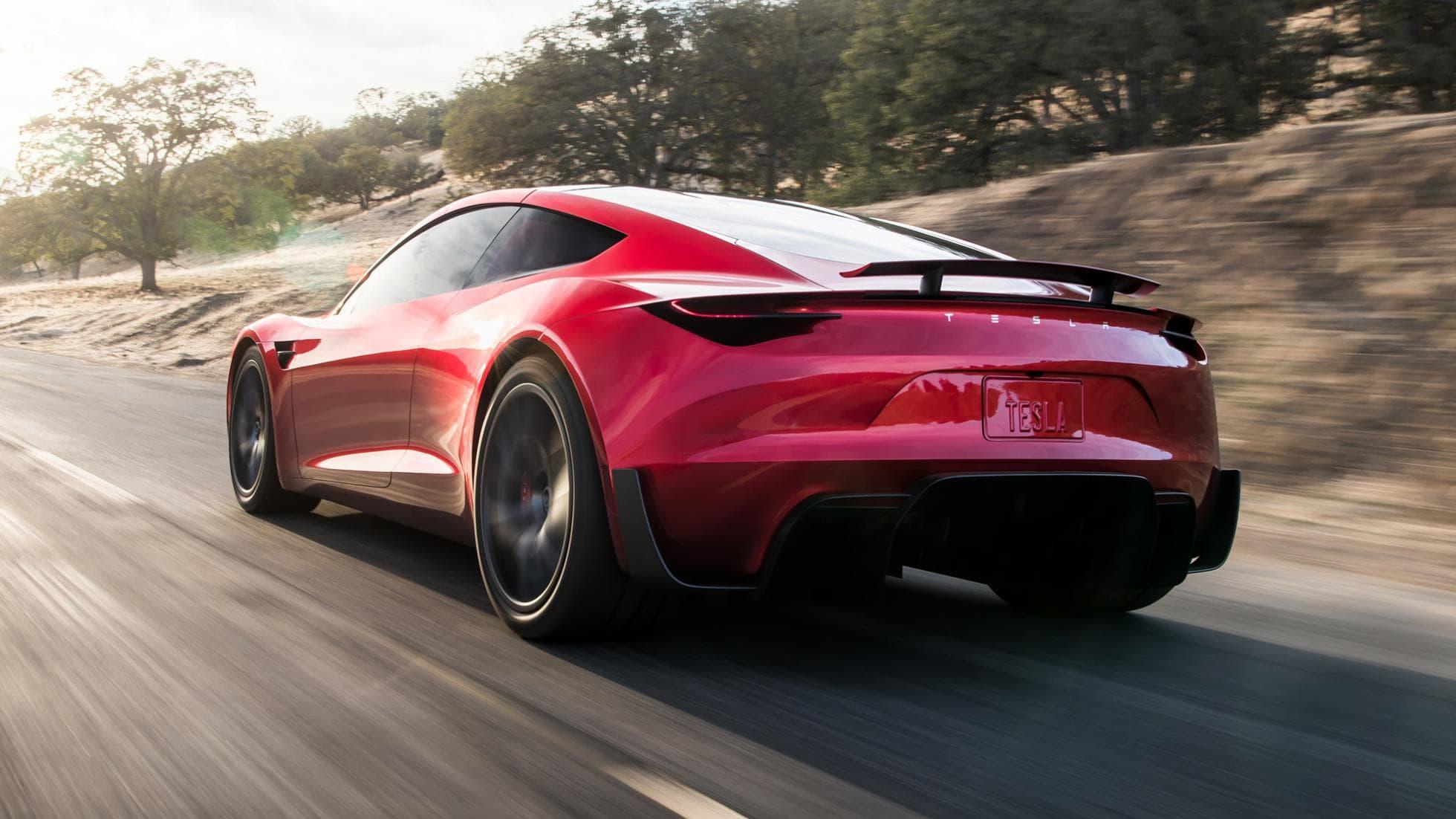 سریع ترین خودرو جهان تسلا