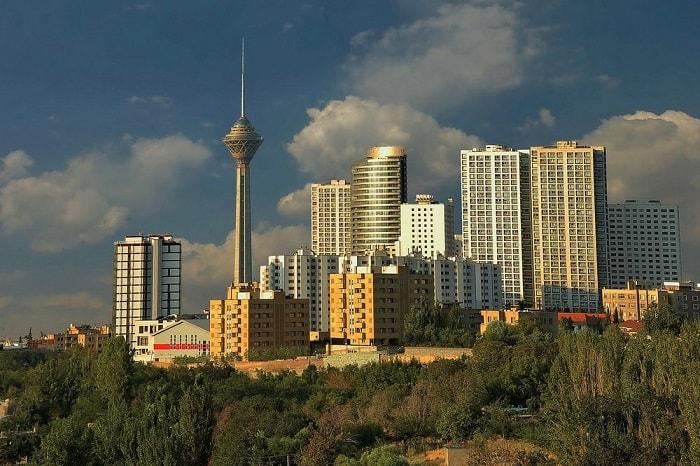 زلزله بزرگ ریشتری تهران
